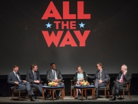 "HBO Films presents ""All The Way"" at The Lyndon B. Johnson Presidential Library on May 11, 2016 in Austin, Texas. Photography used with permission from Jay Godwin."
