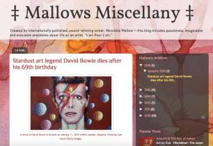Screenshot from the original publication on Mallows Miscellany.
