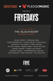 FryeDays SXSW