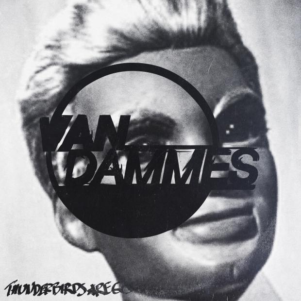 Van Dammes - Thunderbirds Are Go Cover Art by Eemeli Rimpiläinen