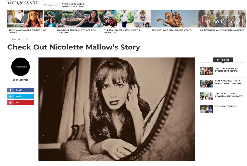 nicolette mallow